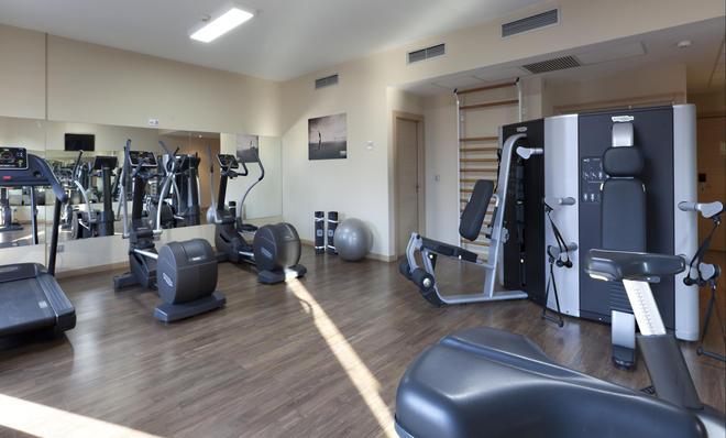 毕尔巴鄂格兰酒店 - 毕尔巴鄂 - 健身房