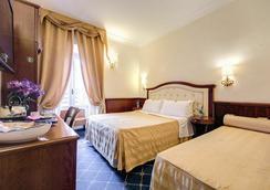 伊斯德拉住宿加早餐旅馆 - 罗马 - 睡房