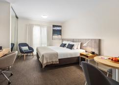 吉朗探索酒店 - 吉朗 - 睡房