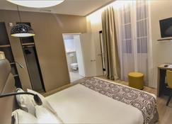 蒙田酒店 - 萨尔拉拉卡内达 - 睡房