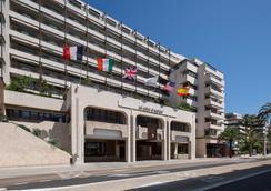 巴里尔勒格雷阿比昂酒店 - 戛纳 - 建筑