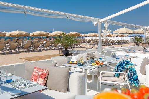 巴里尔勒格雷阿比昂酒店 - 戛纳 - 海滩