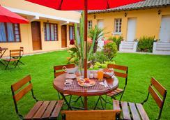 拉卡图加酒店 - 基多 - 户外景观