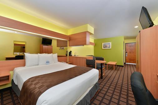 沃斯堡北-艾特福斯尔麦克罗特套房酒店 - 沃思堡 - 睡房
