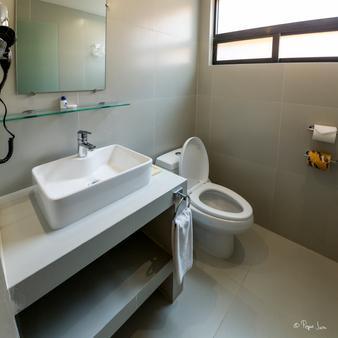 墨西哥丽思城酒店 - 墨西哥城 - 浴室