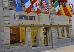 墨西哥丽思城酒店 - 墨西哥城 - 建筑