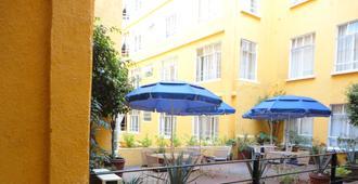 墨西哥城丽思卡尔顿酒店 - 墨西哥城 - Floorplan
