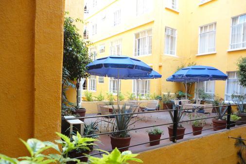 墨西哥丽思城酒店 - 墨西哥城 - Floorplan
