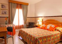 Hotel Montana - 罗萨斯 - 睡房
