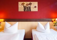 A&O柏林克鲁姆布斯酒店 - 柏林 - 睡房