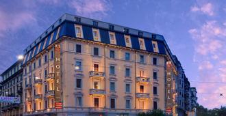 嘉莱士贝斯特韦斯特优质酒店 - 米兰 - 建筑
