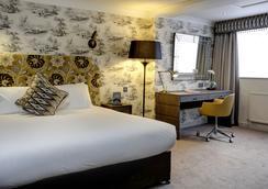 约克希尔顿逸林酒店 - 约克 - 睡房