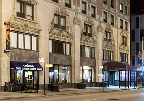 芝加哥旅馆 - 芝加哥 - 建筑