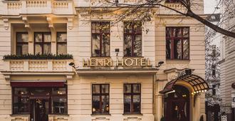 柏林公寓酒店 - 柏林 - 建筑