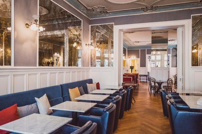 柏林公寓酒店 - 柏林 - 餐馆