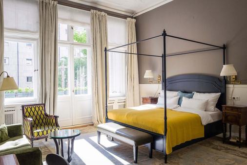 柏林公寓酒店 - 柏林 - 睡房