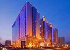 内蒙古锦江国际大酒店 - 呼和浩特 - 建筑