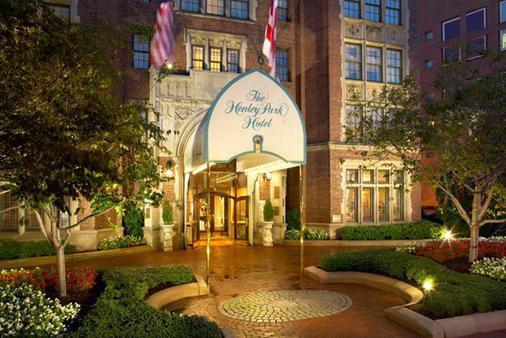 华盛顿特区亨利公园酒店 - 华盛顿 - 建筑