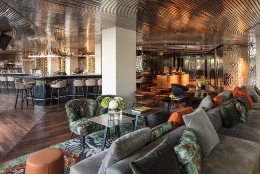 琼先生酒店 - 伊维萨镇 - 酒吧