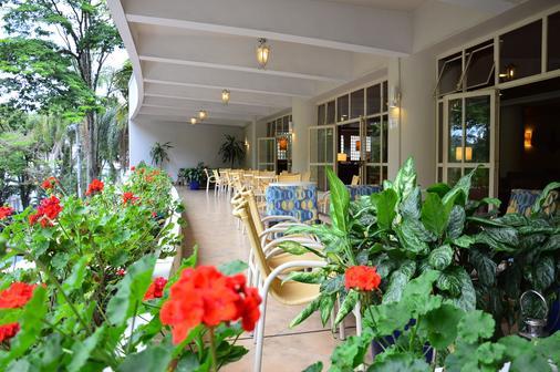 全景温泉酒店 - 阿瓜斯-迪林多亚 - 阳台