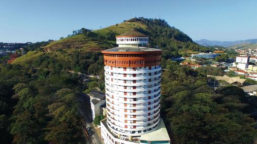全景温泉酒店 - 阿瓜斯-迪林多亚 - 建筑