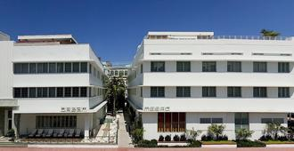 梦南海滩酒店 - 迈阿密海滩 - 建筑