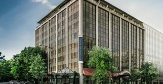 圣格雷戈里豪华套房酒店 - 华盛顿 - 建筑