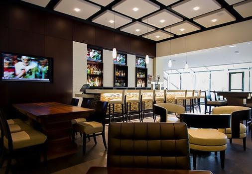 盐湖城大学公园万豪酒店 - 盐湖城 - 酒吧