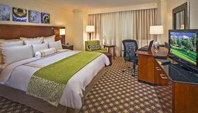 盐湖城大学公园万豪酒店 - 盐湖城 - 睡房
