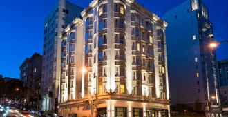 贝斯特韦斯特加州酒店 - 旧金山 - 建筑