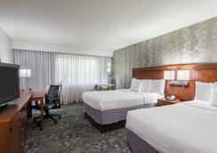 莫比尔万怡酒店 - 莫比尔 - 睡房