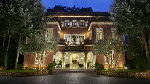 托洛尼亚普林西比酒店 - 罗马 - 建筑