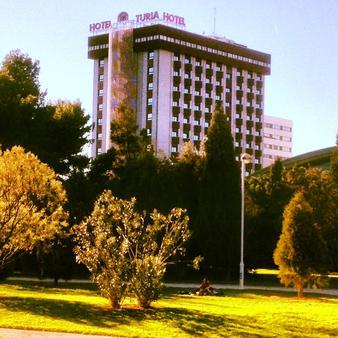 图里亚酒店 - 巴伦西亚 - 建筑