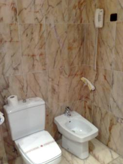 图里亚酒店 - 巴伦西亚 - 浴室
