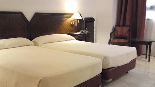 图里亚酒店 - 巴伦西亚 - 睡房