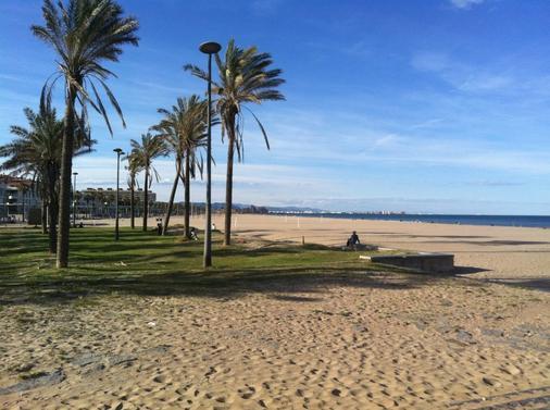 图里亚酒店 - 巴伦西亚 - 海滩