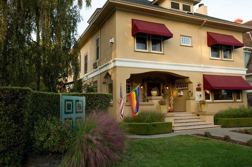 第一旅馆 - 纳帕 - 建筑