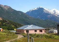Hosteria Koonek - 厄尔查尔坦 - 建筑