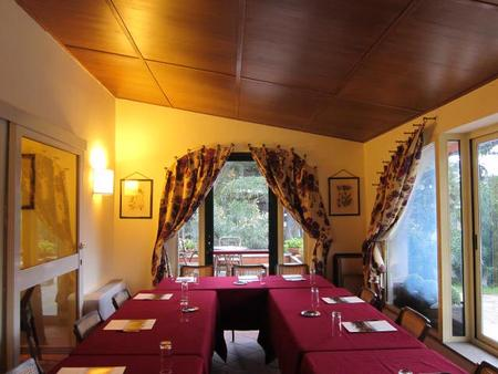 罗凯塔度假村 - 罗马 - 餐厅