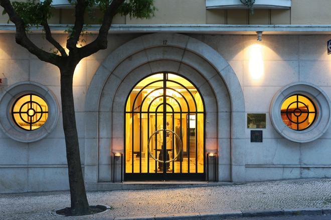 布里坦尼亚里斯本古迹精选酒店 - 里斯本 - 建筑