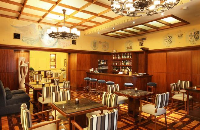 布里坦尼亚里斯本古迹精选酒店 - 里斯本 - 酒吧