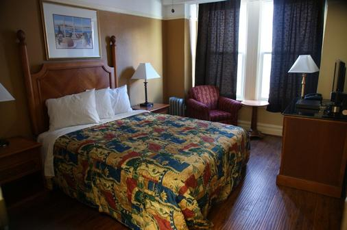 耶鲁酒店 - 旧金山 - 睡房