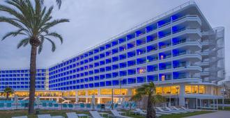 普拉亚索尔新阿尔加布酒店 - 伊维萨镇 - 建筑