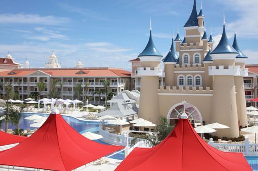 蓬塔卡纳巴伊亚普林梦幻酒店 - 式 - 蓬塔卡纳 - 建筑