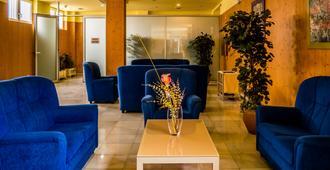 贝萨纳湖酒店 - 桑坦德 - 休息厅