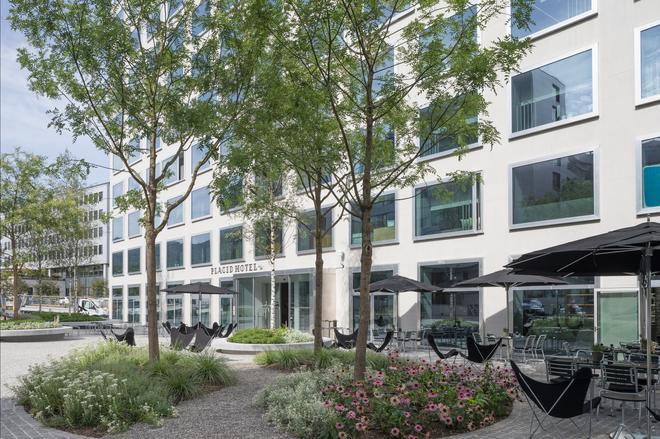 苏黎世普莱西德设计与生活方式酒店 - 苏黎世 - 建筑