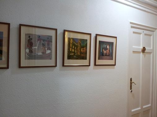 巴塞罗那瓦尔斯酒店 - 巴塞罗那 - 客房设施