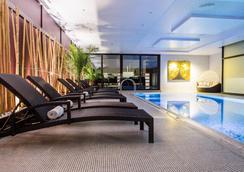 施泰根博阁格拉夫齐柏林酒店 - 斯图加特 - 游泳池