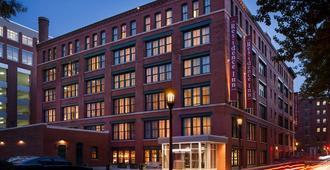 波士顿市中心/海港原住客栈酒店 - 波士顿 - 建筑