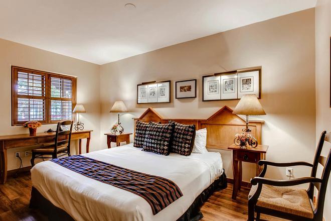 老圣达菲酒店 - 圣达菲 - 睡房